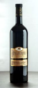 Pillitteri Cabernet Franc  750 ml